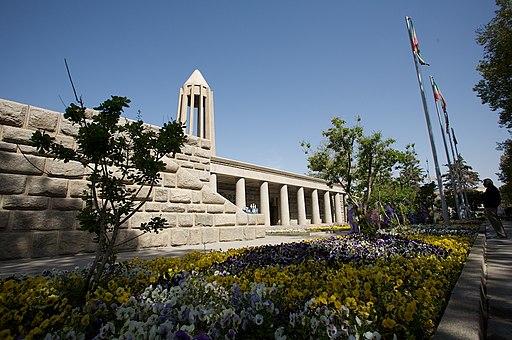 Avicenin mauzolej u Hamadanu